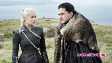 """Фентъзи епоса """"Игра на тронове"""" е определен за най-доброто телевизионно"""