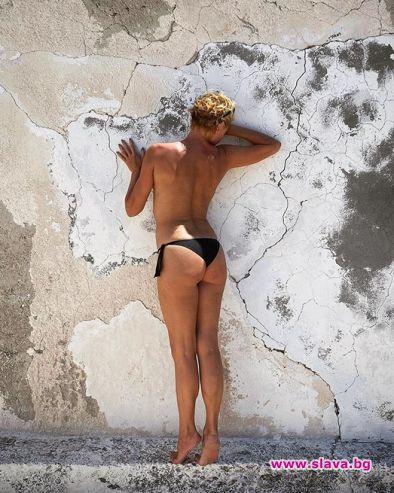 Актрисата Койна Русева разбуни духовете в социалните мрежи с горещ