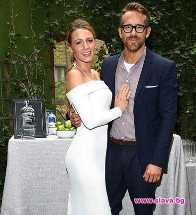Преди почти 8 години Райън Рейнолдс се ожени за Блейк