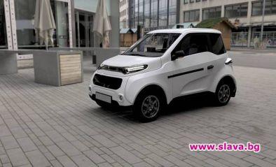 Серийното производство на първия руски електромобил Zetta ще започне в