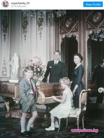 Дъщерята на Елизабет II призна, че гледа сериал за кралското