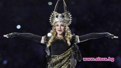 Мадона се раздели с музикалното си семейство от лейбъла Interscope,
