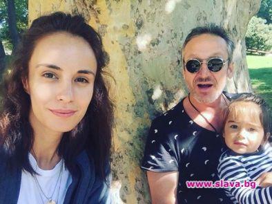 Актьорската двойка на Радина Кърджилова и Деян Донков очаква своето