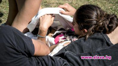 """Траут покоси """"Фермата"""", след като две от новородените каракачански кученца"""