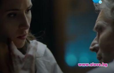 Племенничката на едно от златните момичета Лили Игнатова - актрисата