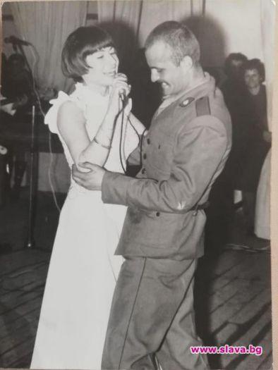 Лили Иванова показа снимка как танцува с кашици, както народът