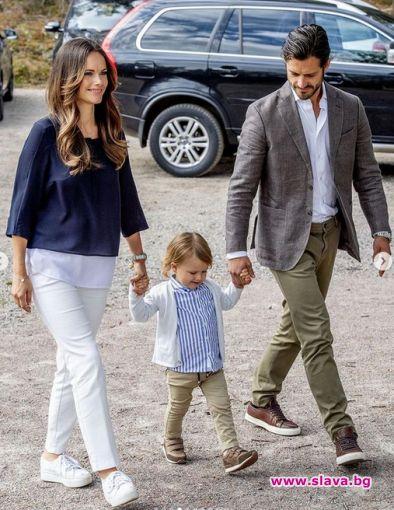 Коронавирусът застигна и шведското кралско семейство.Според множество източници, принцеса София