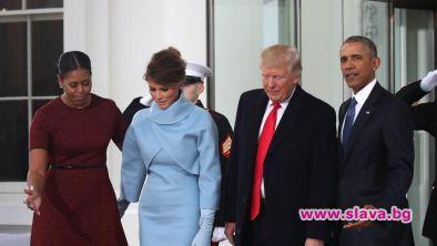 Президентът Тръмп детронира бившия президент Барак Обама като най-уважавания мъж