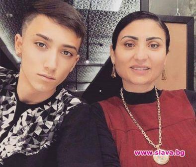 """Синът на Софи Маринова - Лоренцо, ще учи за полицай.""""Иска"""