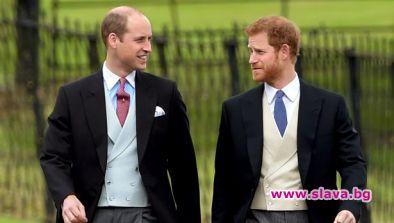 Принц Уилям е недоволен от начина, по който принц Хари