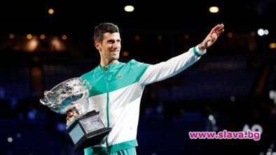 Новак Джокович спечели рекордна 9-а титла на Откритото първенство на