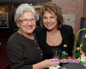 Актрисата Марта Вачкова посрещна специален празник тази седмица. В навечерието