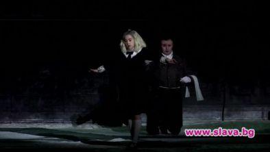 Първата постановка на Болшой театър в Москва за 2021 г.