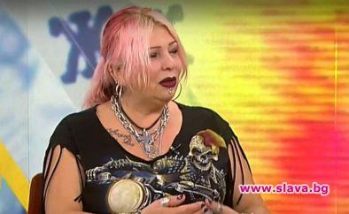 Голямото момиче на българския рок Милена Славова отпразнува 55-ия си