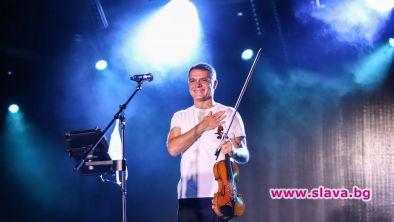 Цигуларят Васко Василев ще преподаде знанията си в класическата музика