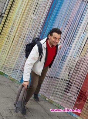 Деян Неделчев, известен като Икебаната изригна срещу по-младата си колежка