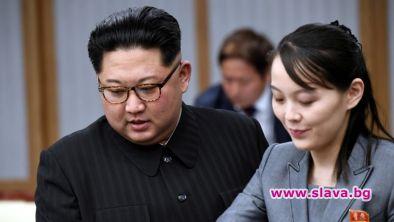 Пхенян изпрати специално формулирано предупреждение към Вашингтон, като каза на