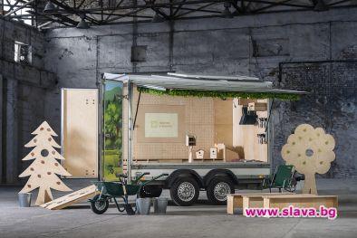 """Новата инициатива """"Горичка в количка"""" стартира днес с откриването на"""