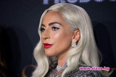 Поп звездата и актриса Лейди Гага отбеляза 35-ия си рожден