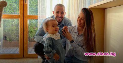 Семейството на Наум Шопов и Теа Минкова е готово за