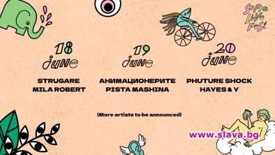 Фестивалът за градска култура и музика, следващ европейските стандарти, ще