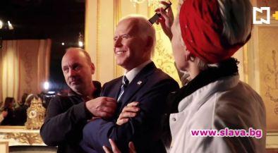 Восъчна фигура на американския президент Джо Байдън е новото попълнение