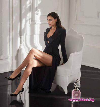 Благодарение на професията си като модел, Ирина Шейк, която неведнъж
