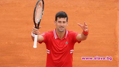 Световният номер 1 в тениса Новак Джокович направи огромен жест