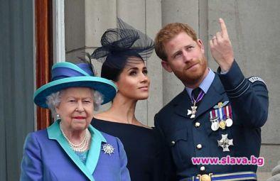 Изненадващо, след като станаха родители за втори път, принц Хари