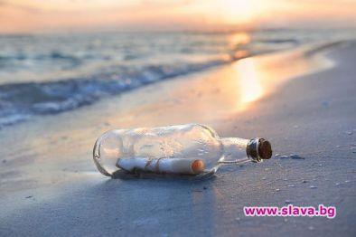 Португалски тийнейджър откри писмо в бутилка, което е прекосило Атлантическия