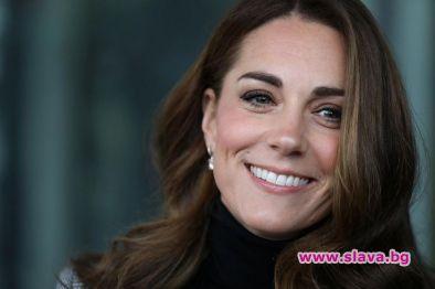 Кейт, съпругата на британския принц Уилям, откри център за малки