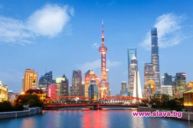 """Най-високият в света хотел """"Джей хотел Шанхай тауър"""" (J Hotel"""