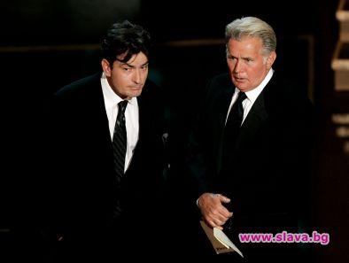 Известният актьор Мартин Шийнне може да бъде по-горд от сина