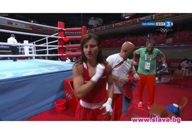 Още един медал за България на олимпийските игри в Токио.