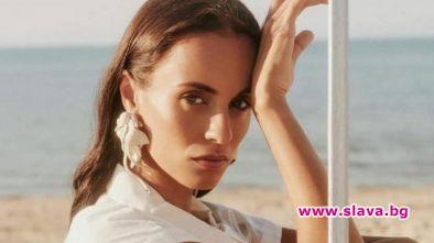 Радина Кърджилова кара едно много щастливо лято, поне ако съдим