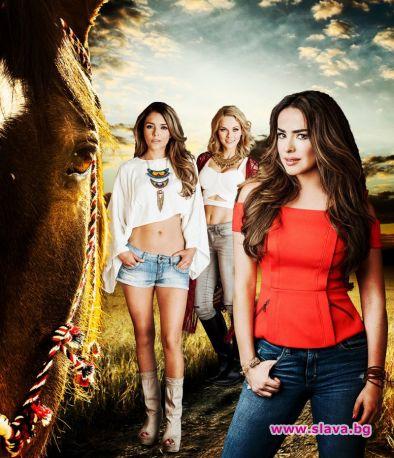"""Хитовият мексикански сериал """"Амазонките"""" ще направи своята дългоочаквана премиера в"""