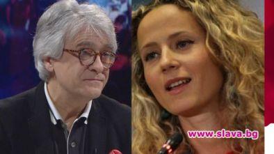 Деси Добрева буквално шокира Орлин Горанов в ефир, като му