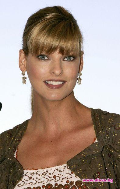 Линда Еванджелиста, едно от най-прочутите имена сред топ моделите от