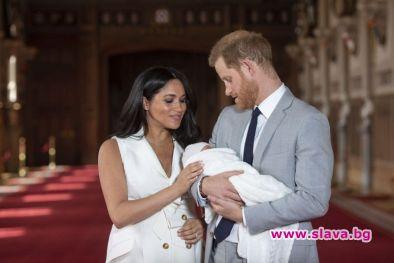 Принц Хари и Меган Маркъл няма да кръстят дъщеря си