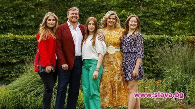 Нидерландската принцеса Амалия може да се ожени за жена в