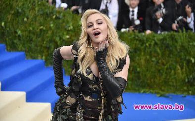 Поп кралицата Мадона призна, че процеса на работа по предстоящия