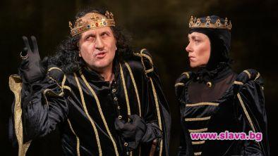 Актьорите Асен Блатечки и Койна Русева ще отбележат своя 50-годишен