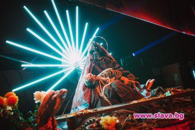 Ялта клуботкрива сезона с традиционното за тях Хелоуин парти. Преобразуването