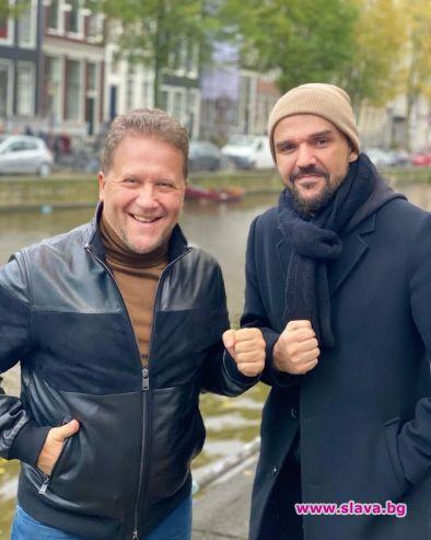 """""""Посрещнах Графа в Амстердам. Утре свирим за първи път заедно"""