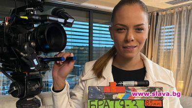Актрисата Йоанна Темелкова се сбогува с героинята си Лора от