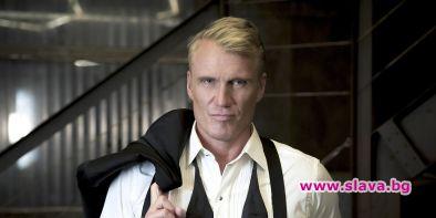 Холивудската звезда Долф Лундгрен няма да пристигне в България за