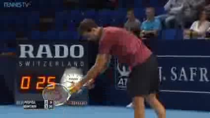 Hot shot as Grigor Dimitrov